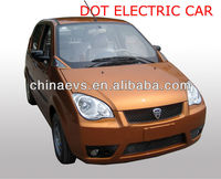 New electric car with DOT certificate whole metal body