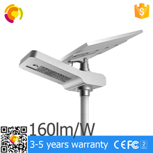 high power 100w outdoor led solar street light