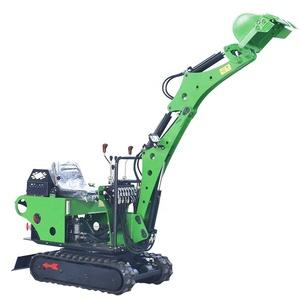 VTW-08 0.8ton mini hydraulic excavator with excavator joystick