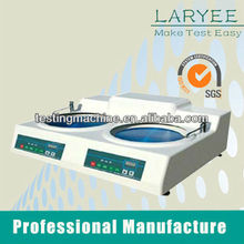 Polishing grinding machine for sample preparation