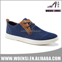 new nice fashion quality navy blue unisex casual canvas shoes for men