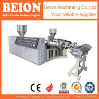 HOT SALE PLASTIC PP PE FOAMED SHEET EXTRUSION MACHINE PP PE FOAM BOARD EXTRUDERING PRODUCTION LINE
