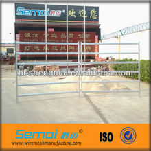 Portable Galvanized Metal Pipe Horse Fence Panels