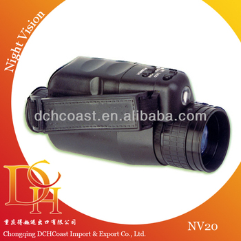 Day and night automatic strong light protection camera