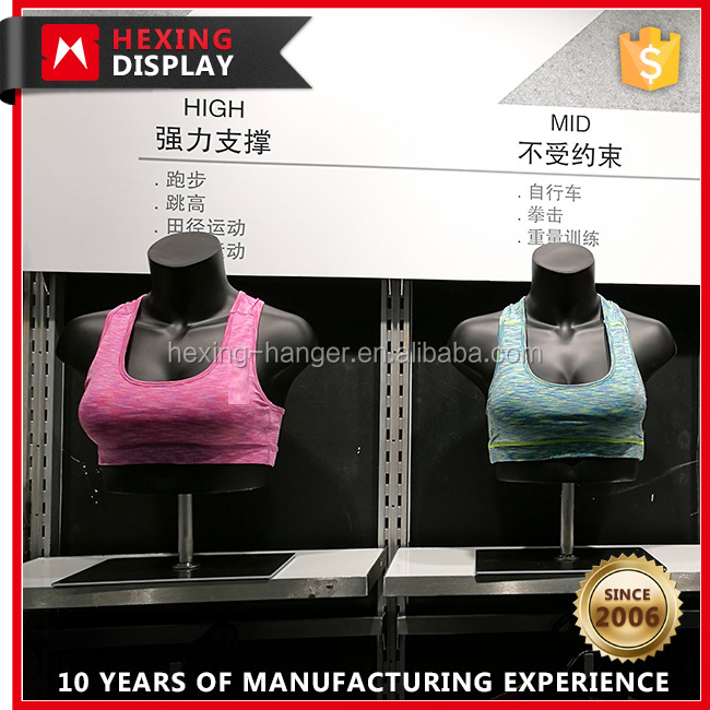 Trendy Boutique Underwear Display Female Sex Mannequin Torso