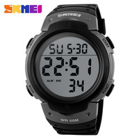 Alibaba China digital cheap wrist watch for men in bulk paypal