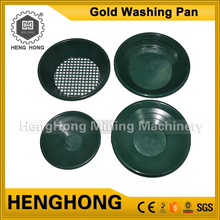 Plastic Placer Gold Washing Pan For River Gold Extraction