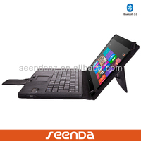Wholeslae 2 in 1 wireless Bluetooth keyboard with Touchpad for Microsoft Surface RT 10.6 inch windows PRO 8 inch tablet case