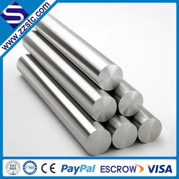 High Quality Factory Prices Zr702 Forged Pure Zirconium Bar for Sale