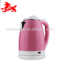 Top Quality Stainless Steel Double Wall Cool Touch Tea Kettle Samovar