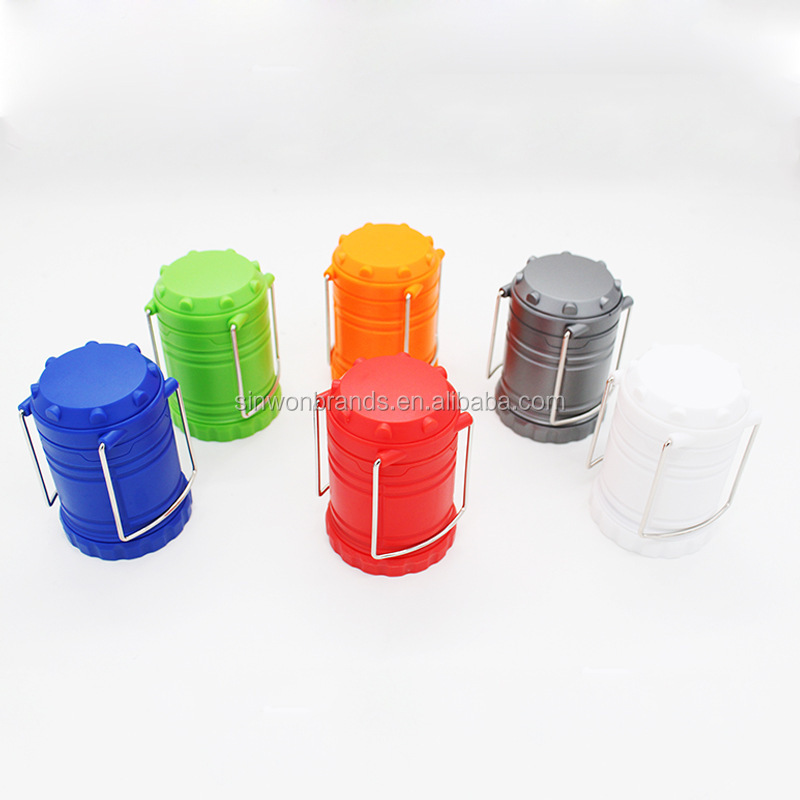 abs plastic cob latern cob led lamp