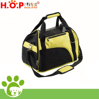 Custom logo Soft Sided Pet Carrier Airline Travel Cat/Dog Small Animals Tote Bag,Airline Approved Pet Carriers With Fleece Bed