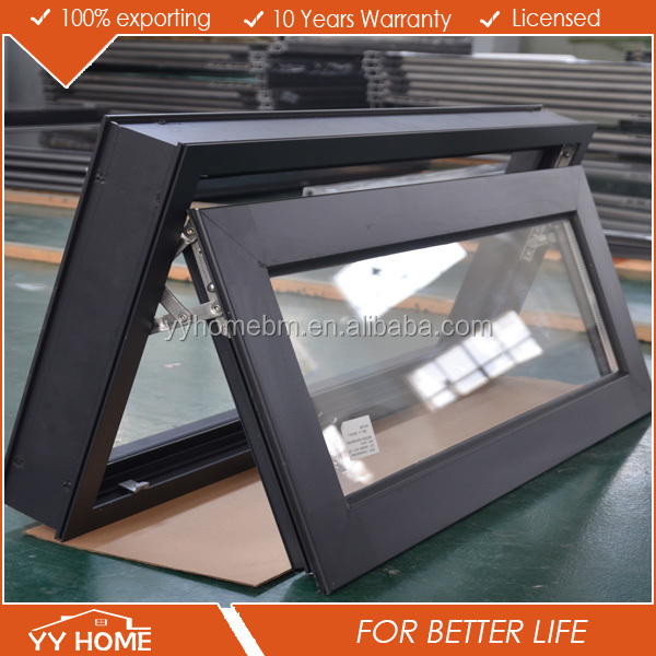 YY windows and doors manufacturer hot sale double glazed aluminum window rubber seal