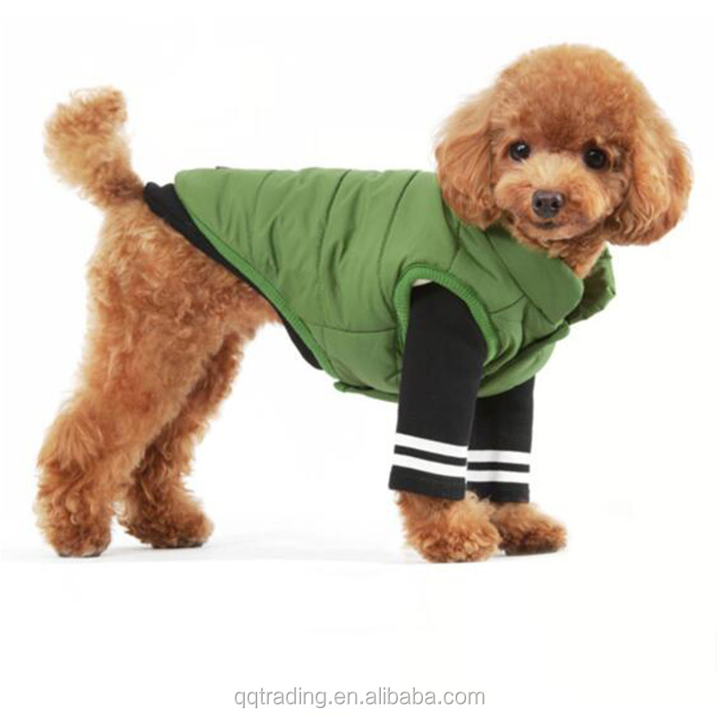 Pet clothing warm comfortable 3xl bobby dog coat,dog apparel rabbit