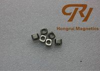ISO Certificate HR Brand N52 NdFeB magnet with a hole in the center China