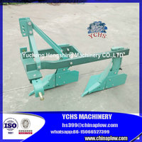 Agriculture plow tractor 3 point hitch share plough for Egyptian market