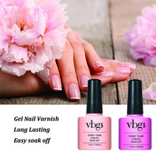 VBG Nails color soak off uv led nail gel polish nail varnish