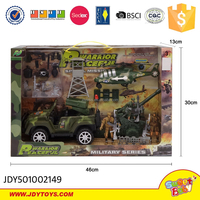 super big play toys set military toys play set China wholesale