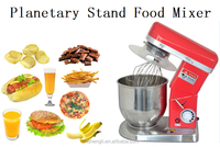 10 liter stand food mixer machine/planetary food mixer RED
