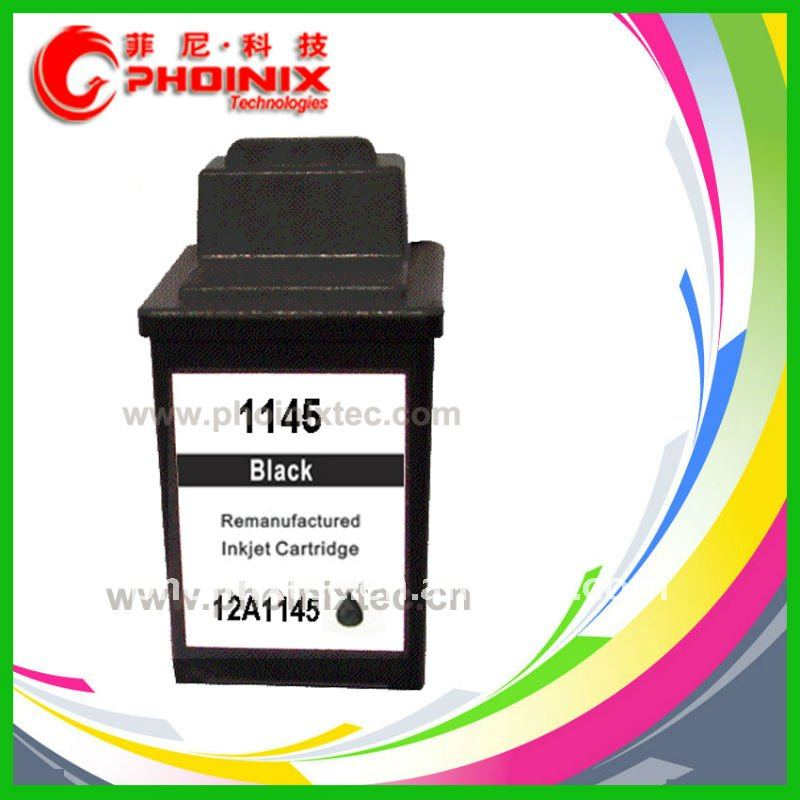 Remanufactured Inkjet Cartridge for Lexmark 1145 / 12A1145