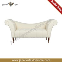 latest wooden furniture designs sectional sofa/french antique gilded furniture fabric upholstery loveseat sofa