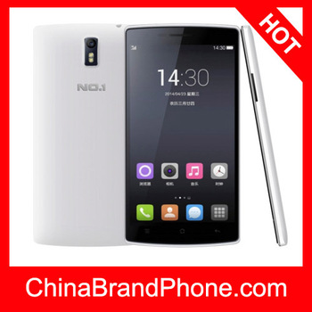 NO.1 Plus 5.5 Inch HD IPS Capacitive Screen 3G Smart Phone