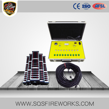 Wholesale show professional display show product remote fireworks firing system