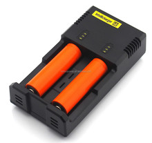 Hottest!!! High quality i2 charger for ncr18650 battery nitecore i2 charger canon battery charger