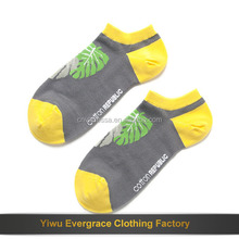 Popular product factory wholesale fashionable organic cotton baby socks for promotion