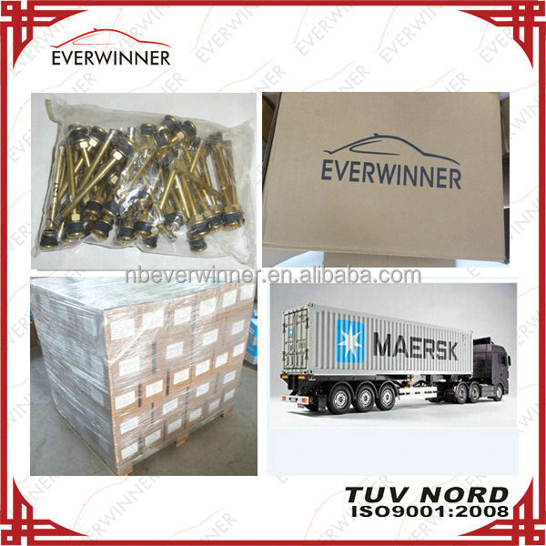 Tubeless Metal Clamp-in Valves For Truck Bus TR572