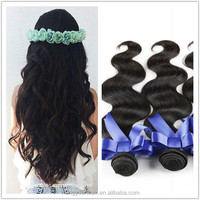 Factory Supply 100% Unprocessed 7A Virgin Remy Hair
