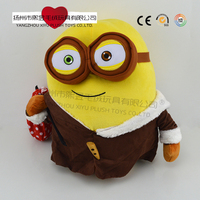 Hot Sale Fashion New Christmas Despicable Me Minion Soft Plush Toy Doll