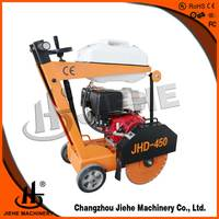 Best price asphalt road cutter concrete saw/concrete floor cutting machine(JHD-450)