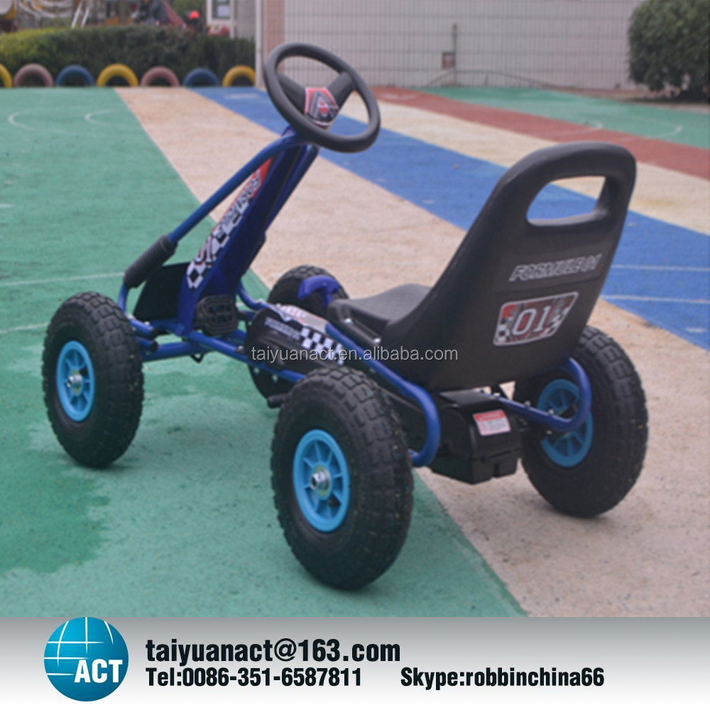 Car Type High Quality mini chopper kids Children 4-wheel pedal go kart