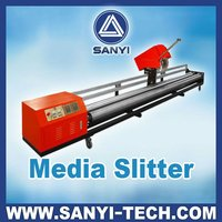 Good Quality Wide Media Slitter, 3.2m/5.1m Available
