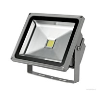 Outdoor Lighting COB Bridgelux LED Flood Light 50W