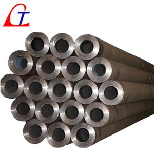 "6"" Schedule 40 ASTM A53 A106 Grade B Black Bare Steel Pipe Carbon Seamless Galvanized Steel Pipe"