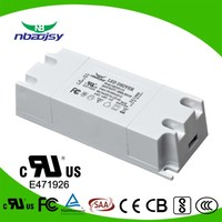 3-8W CC single output led light driver passed ul