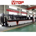 Full Automatic Fiber Laser Pipe / Tube Cutting Machine Price