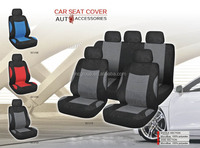 2015 new design velour car seat cover/microfiber100% Polyester Auto Accessories for front and rear Car Seat Cover