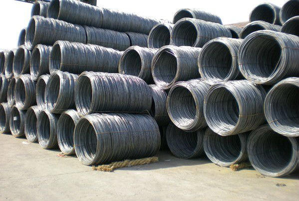 aluminium alloy wire rod for package SAE1008,1010,1018