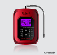 best sell healthy antioxidant alkaline water ionizer for pure mineral water from china supplier