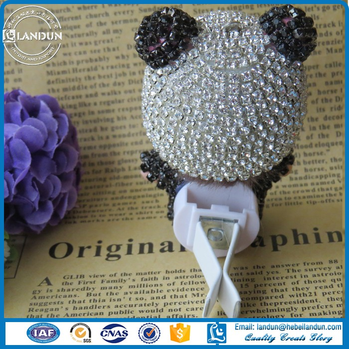 Crystal Car Air freshener for accessary