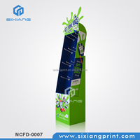Corrugated Cardboard Shipper Display For Cell Phone Charger