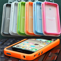 silicone bumpers for iphone 5s/5/4/4s,for iphone bumper