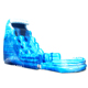 NEVERLAND TOYS inflatable blue crush water slide giant inflatable pool slide for adult giant inflatable water slide for sale