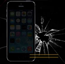 2014 New Toughened Protective Film Premium Tempered Glass Screen Protector for iPhone 5 5S