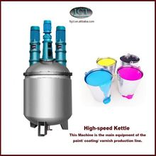 pvc coating paint making machinery