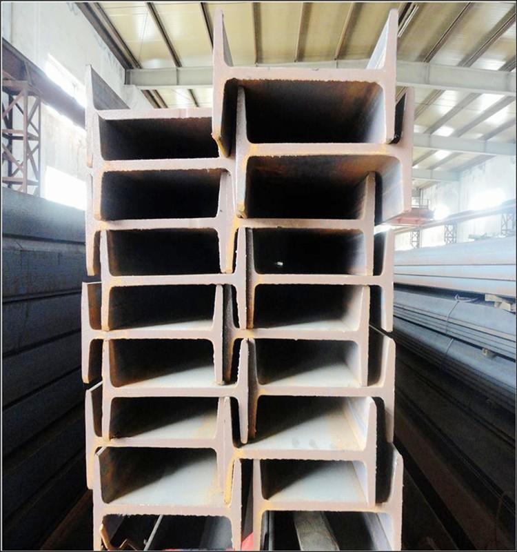 Hot rolled astm standard a366 ipn 500 steel i beam steel beam h beam for bridges from shanghai - Beam ipn ...