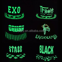 Hot Sales New Fashion glow in the dark Baseball Cap Party Hat Fluorescent SnapBack